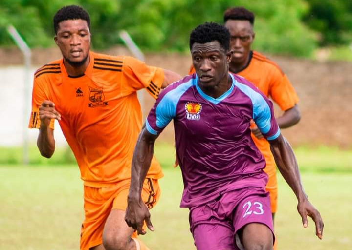 EXCLUSIVE: Legon Cities make official approach to sign Heart of Lions lethal forward Abdul Rahman