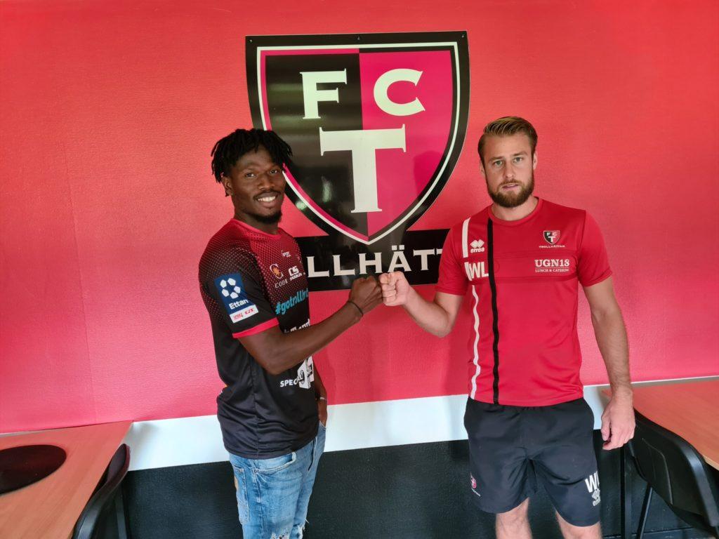 Former Asante Kotoko forward Abdul Fatawu Safiu joins Trollhattan in Sweden