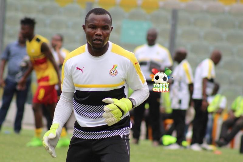 Richard 'Olele' Kingson reappointed Black Stars goalkeepers' trainer
