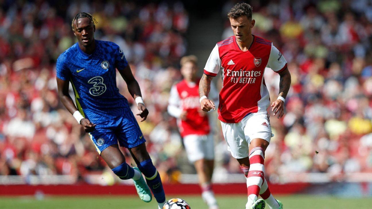 Havertz, Abraham score as Chelsea beat Arsenal