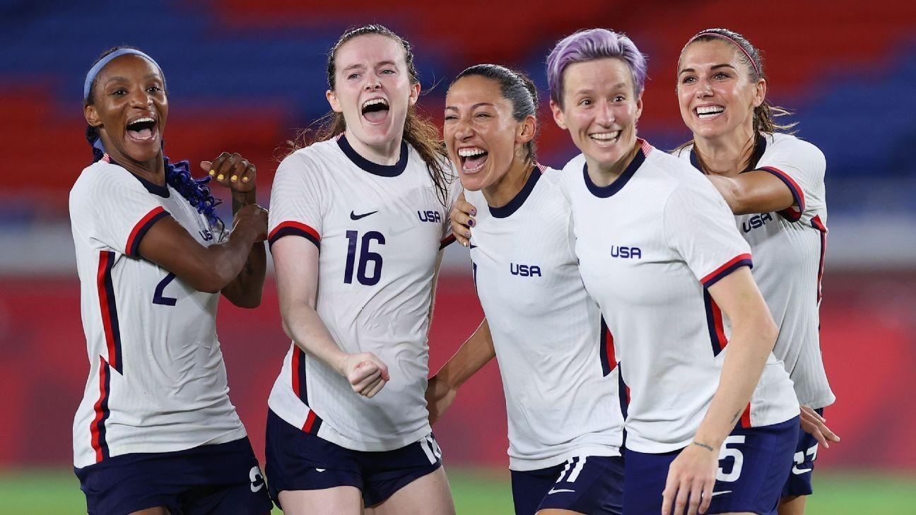 Why USWNT won't get an easy game vs. Canada in Olympic semifinal