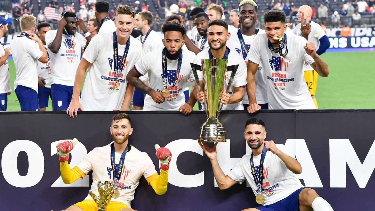 USMNT's Gold Cup win will resonate far beyond lifting the trophy