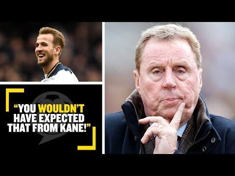 """""""YOU WOULDN'T HAVE EXPECTED THAT!""""😱 Harry Redknapp doesn't believe Levy will budge Kane's price"""
