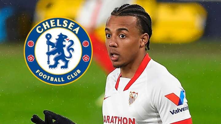 Leboeuf backs Chelsea move for 'warrior' Kounde