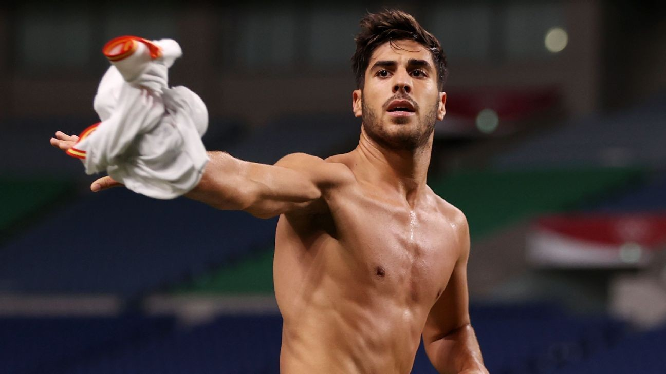 Spain reach Olympics final with dramatic winner