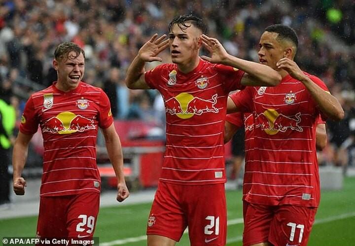 Salzburg 2-1 Barca: Aaronson's winner inflicts 1st pre-season defeat on visitors