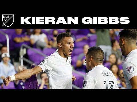 Former Arsenal defender KIERAN GIBBS Scores First Goal in MLS for Inter Miami!