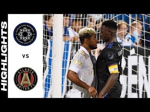 HIGHLIGHTS: CF Montréal vs. Atlanta United FC   August 04, 2021