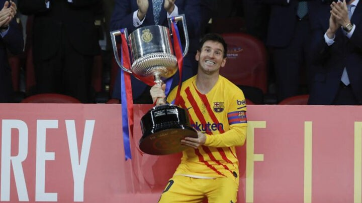 Lionel Messi's Barcelona record: More than 30 titles and six Ballon d'Ors