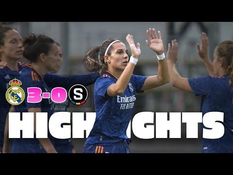 HIGHLIGHTS | Real Madrid 3-0 Sparta Prague