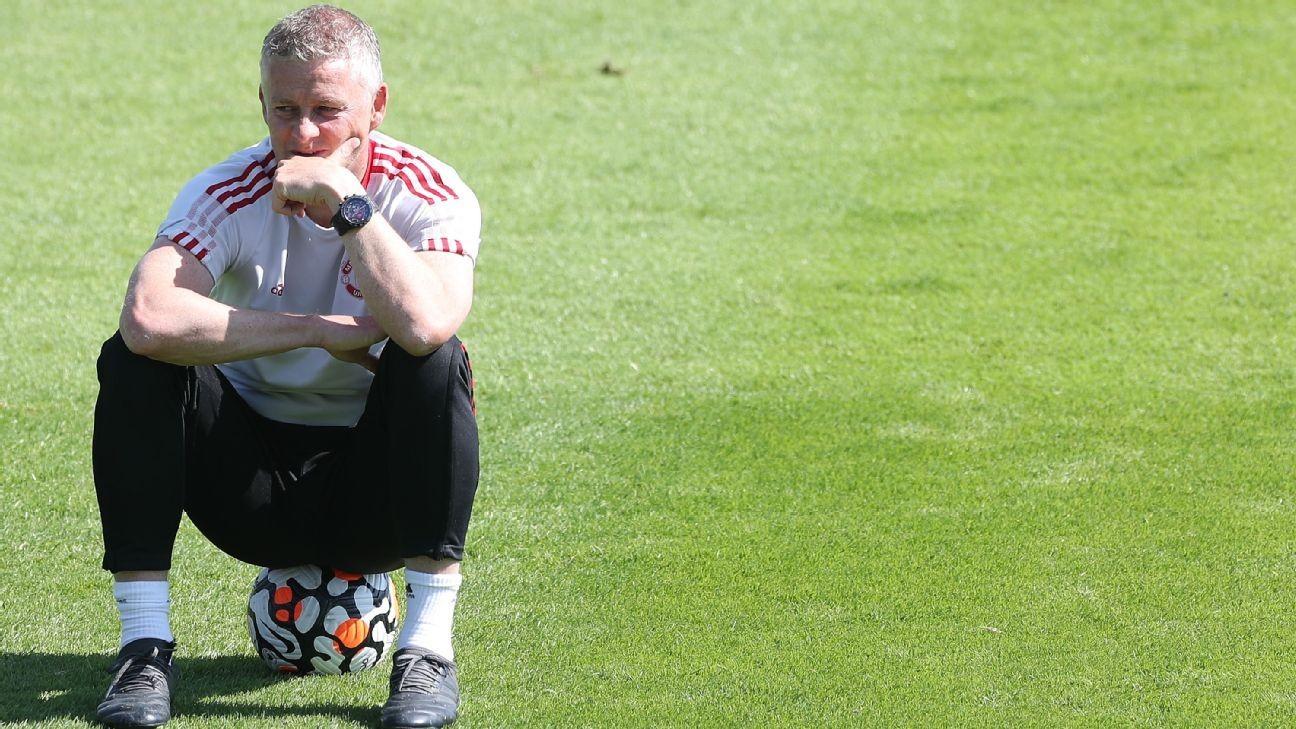 Solskjaer talks to ESPN: Man United's goals for 2021-22, Sancho and Varane signings, more