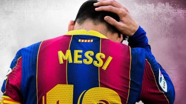 Is this really the end for Messi at Barca?