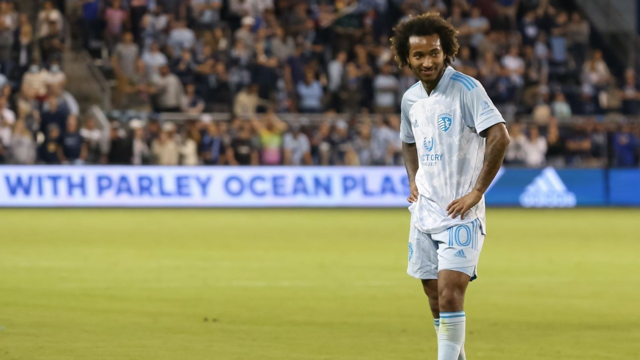 Sporting KC, Venezia agree deal for Busio