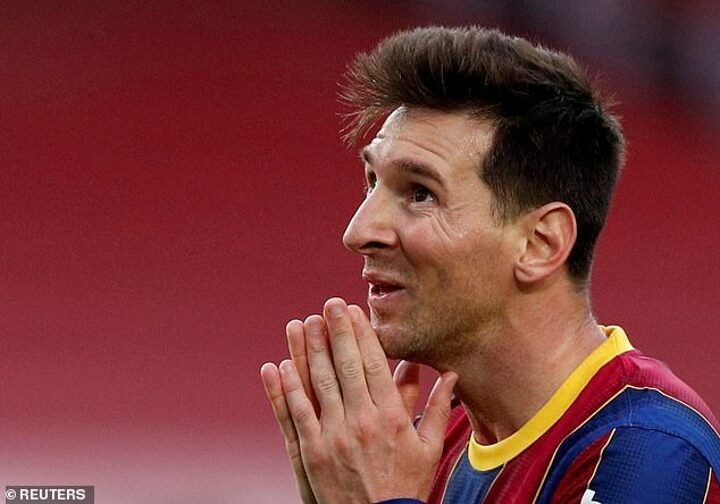 Messi has been left 'emotionally destroyed' by bombshell news that he will be leaving Barcelona