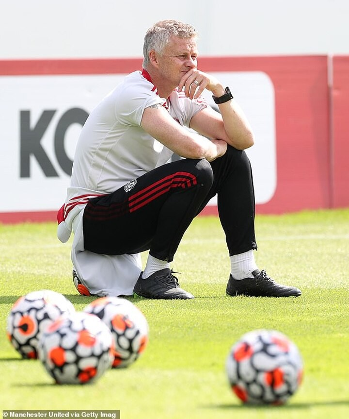 Ole Gunnar Solskjaer reveals some Manchester United stars are 'not sure' about Covid jabs