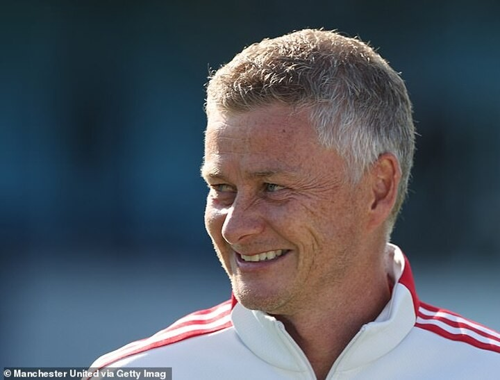 Solskjaer expects Manchester United to fight out with City, Liverpool and Chelsea for the title