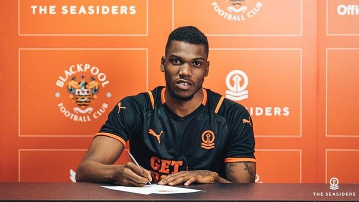 OFFICIAL: Dujon Sterling joins Blackpool on a season-long loan from Chelsea  - Ghana Latest Football News, Live Scores, Results - GHANAsoccernet