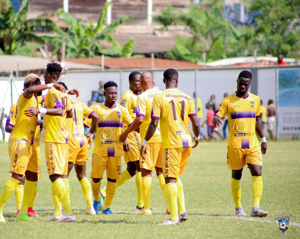 """Medeama pulled out of Africa over lack of """"sporting merit' after FA Cup heartbreak"""