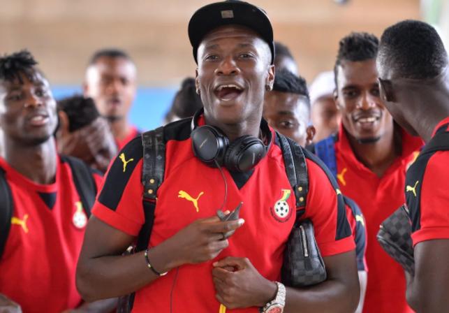 VIDEO: 'The Ghanaian star' – Asamoah Gyan hailed by CAF