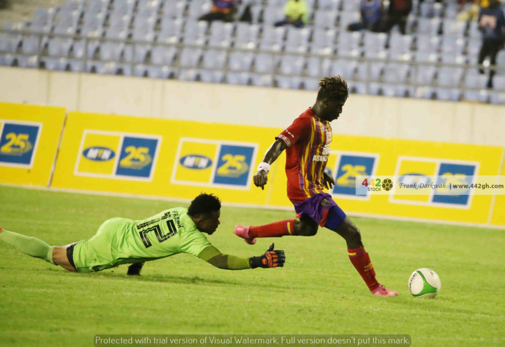BREAKING NEWS: Medeama SACK goalkeeper Frank Boateng, other star players to follow in massive SHAKE-UP after FA Cup exit
