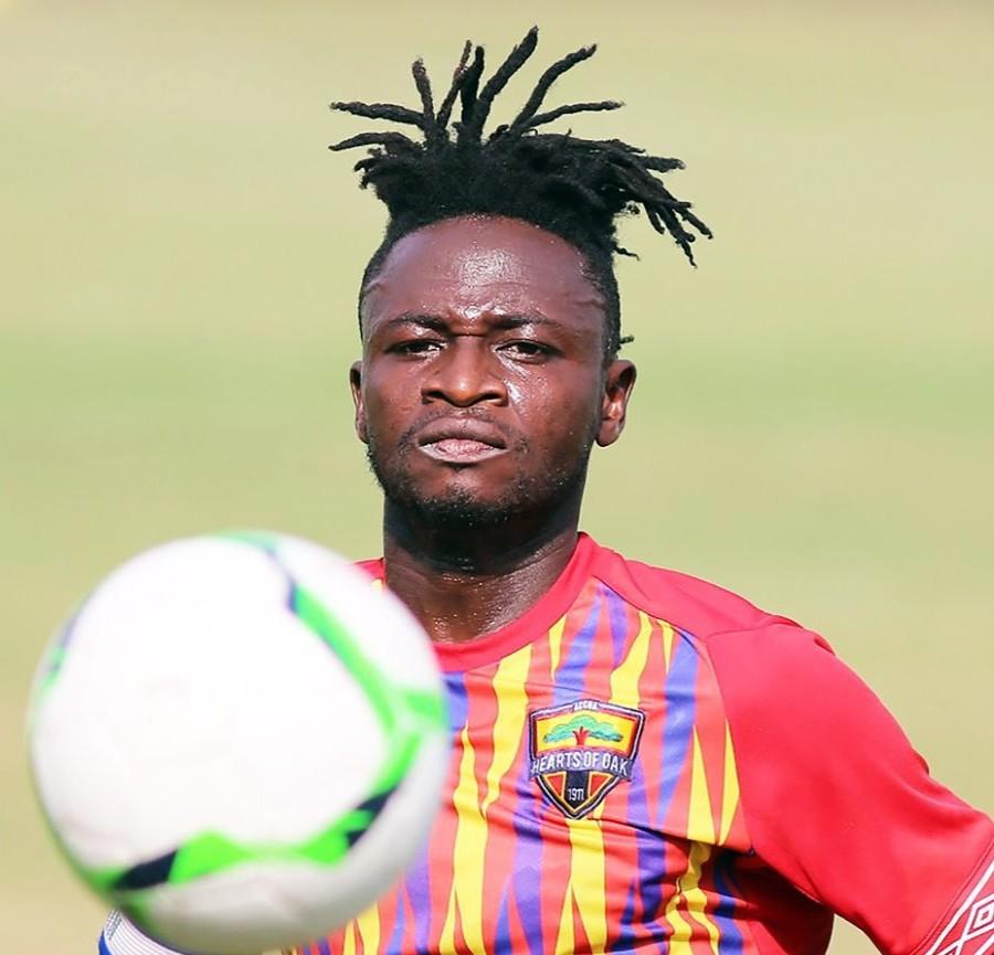 South Africa v Ghana: Hearts of Oak captain Fatawu Mohammed gunning for Black Stars start