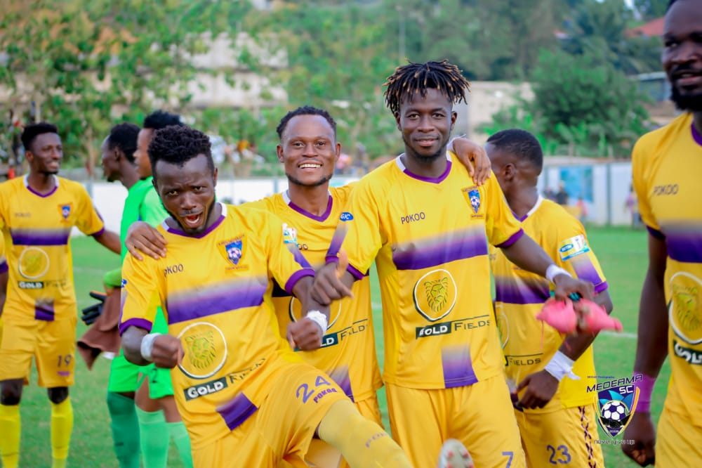 EXCLUSIVE: No CAF Confederation Cup show for Ghanaian team after Medeama setback