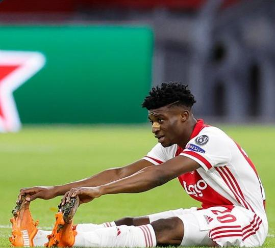 Ghana midfielder Mohammed Kudus ruled out of Ajax's Johan Cryuff Shield Cup game against PSV
