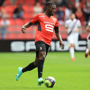 Ghanaian wunderkind Kamaldeen Sulemana listed among eight young players to watch in the Ligue 1