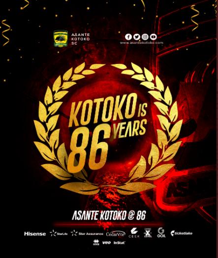 King Faisal congratulates city-rivals Asante Kotoko on 86th anniversary celebration
