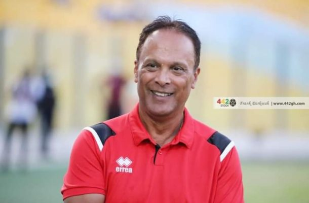 Asante Kotoko is only a big name and not a big team - Mariano Barreto