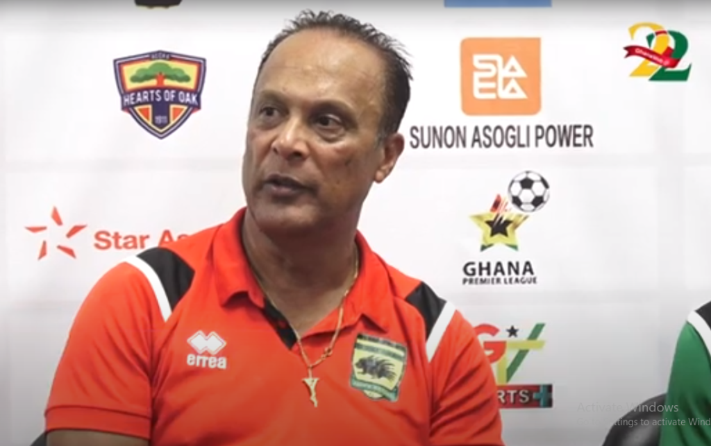 Portuguese Mariano Barreto rejects reports of quitting Kotoko