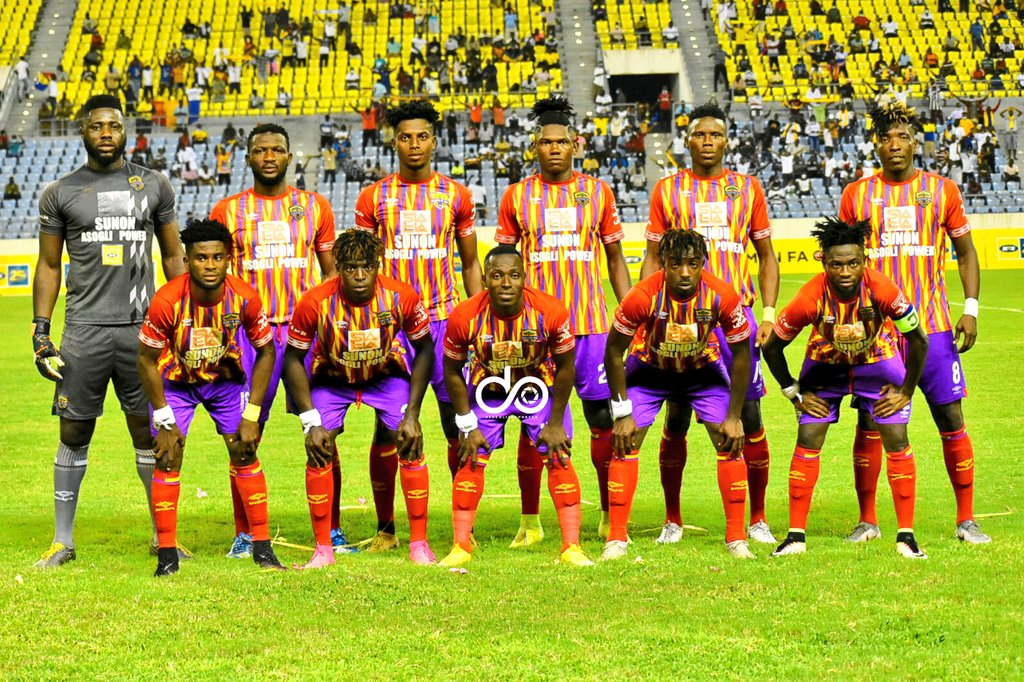 CAF Champions League prelims: Hearts of Oak supporters shouldn't panic ahead of CI Kamsar clash- Opare Addo