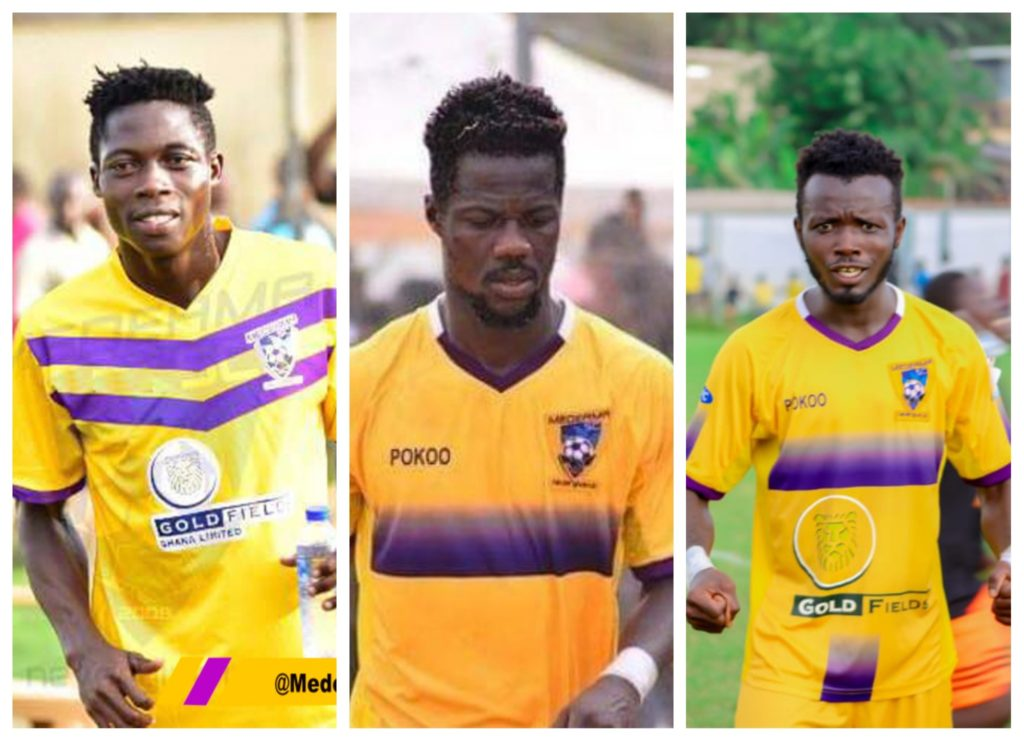 EXCLUSIVE: Asante Kotoko write to Medeama to renew interest in Justice Blay, enquire about Richard Boadu and Samuel Appiah also