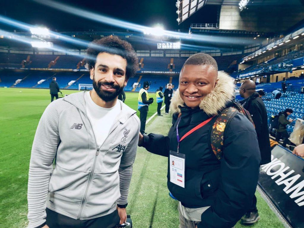 Top Ghanaian sports journalist Rahman Osman joins JPIMedia in the UK as specialist football writer