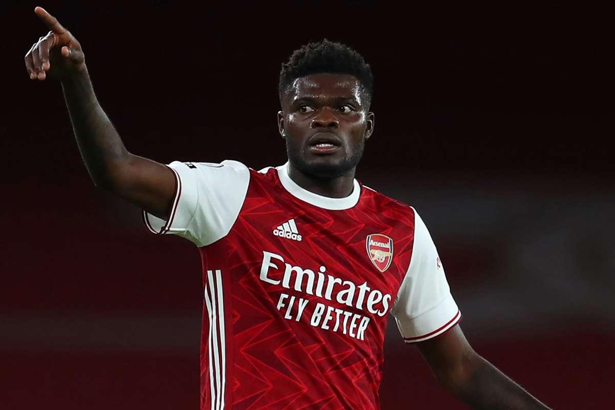 Arsenal reveal Ghana midfielder Thomas Partey's injury return date