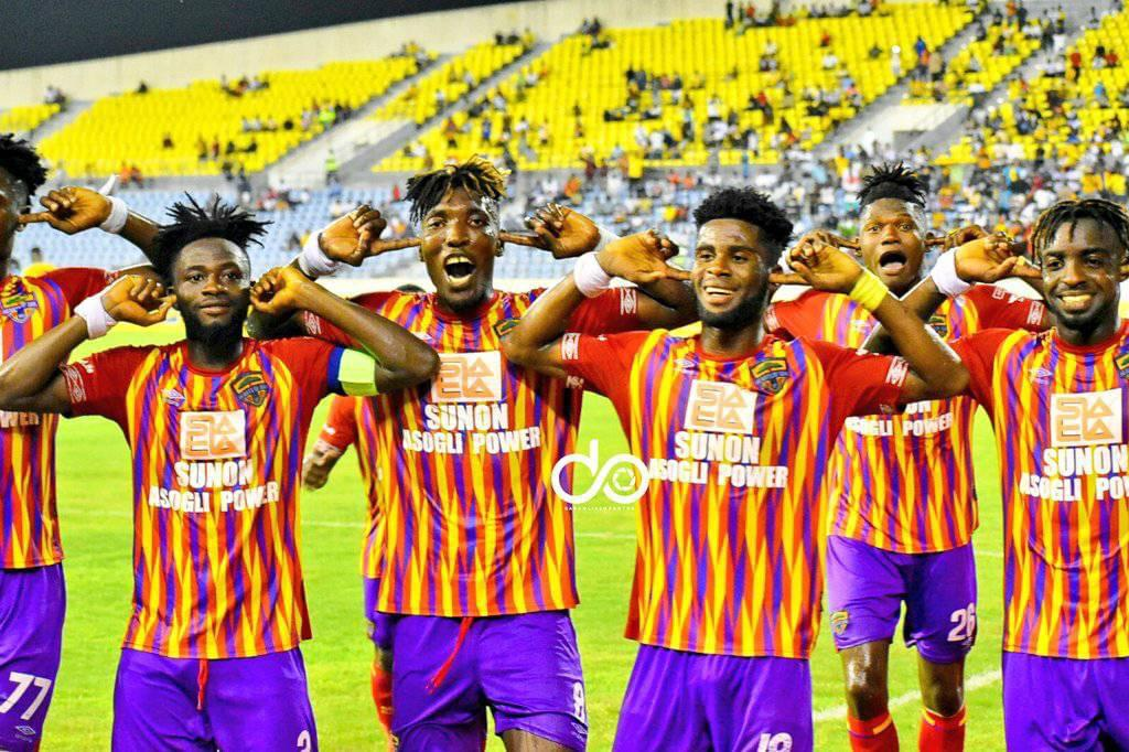 VIDEO: Watch Highlights of Hearts of Oak 3-0 win over Medeama in MTN FA Cup semis
