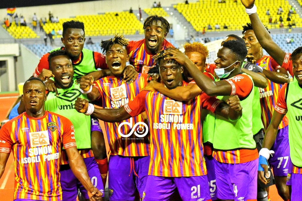 Hearts of Oak will win CAF Champions League if... – former striker Reuben Senyo