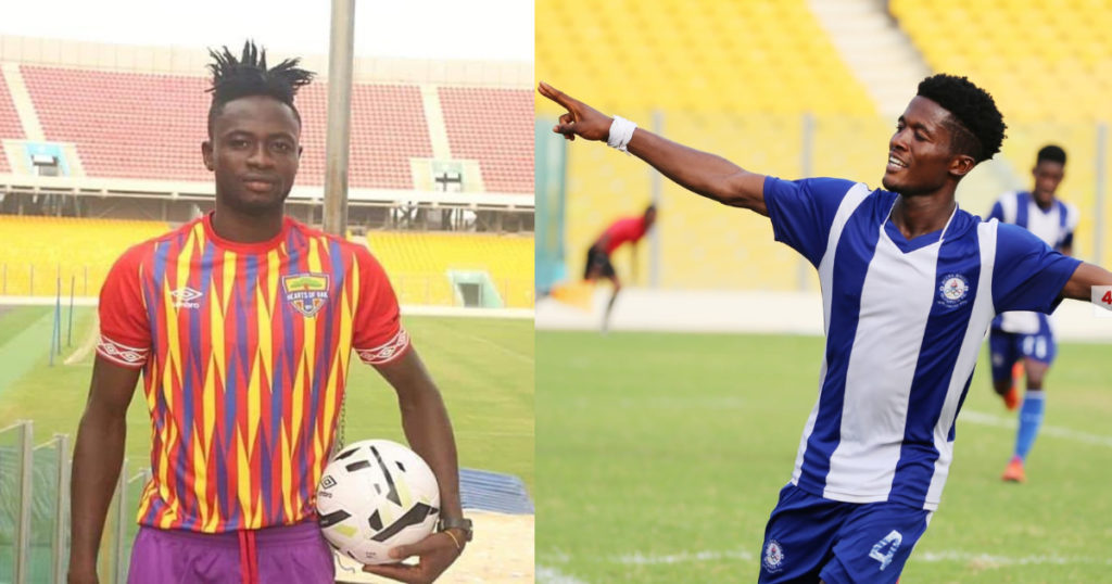 Hearts captain Fatawu Mohammed and Olympics defender Ashie-Quaye handed late Black Stars call up