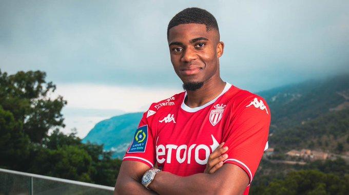Ghanaian forward Myron Boadu joins French giants AS Monaco