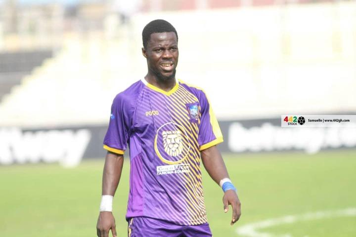 Asante Kotoko table 100,000 cedis offer for Medeama midfielder Richard Boadu