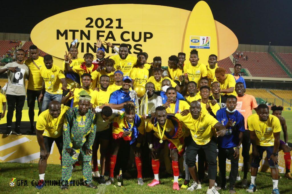 Ghana FA pays $133,000 prize money to winners of the 2020-21 Football Season