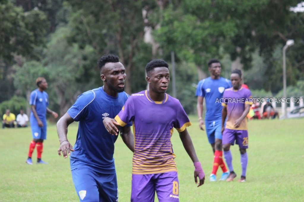 Hearts of Oak beat Tema Youth in preparatory game ahead of CAF Champions League campaign