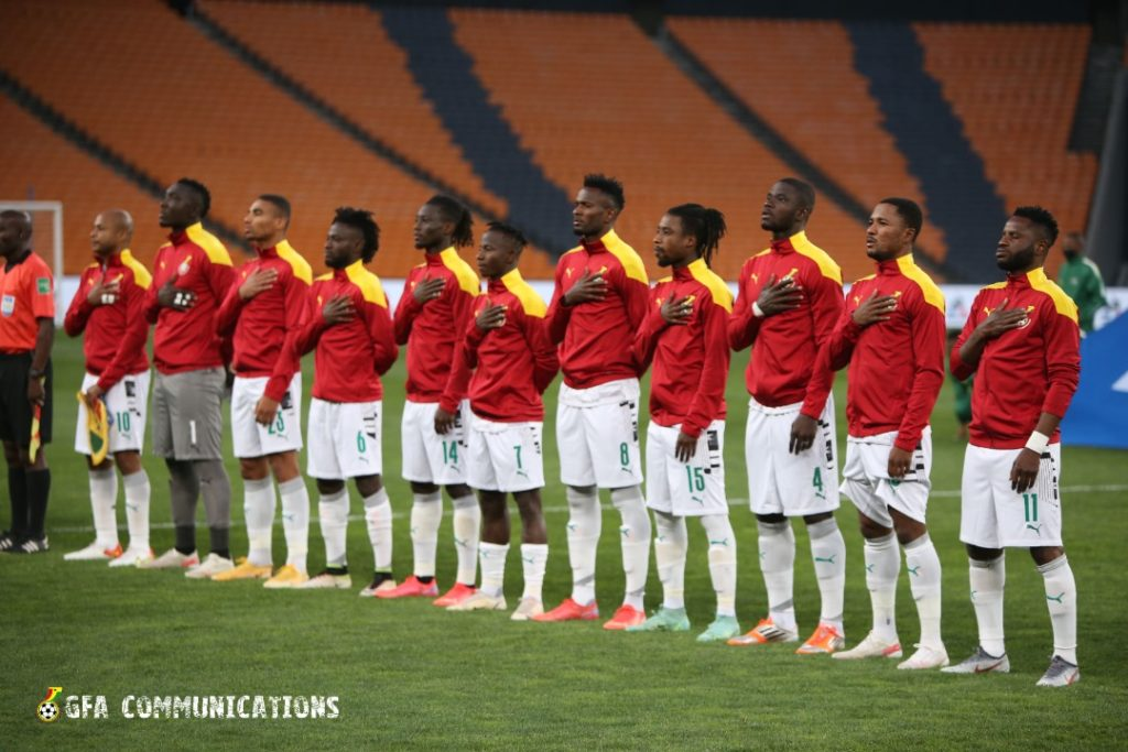 2022 World Cup Qualifiers: Ghana take on Zimbabwe in a doubleheader next month