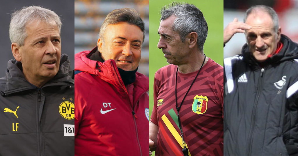 BREAKING NEWS: Four top European coaches apply for vacant Ghana coaching post