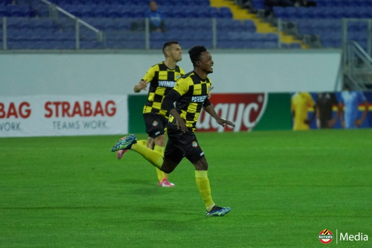 VIDEO: Emmanuel Toku scores second goal of the season in Botev Plovdiv win over PFC Boroe in Bulgaria top-flight