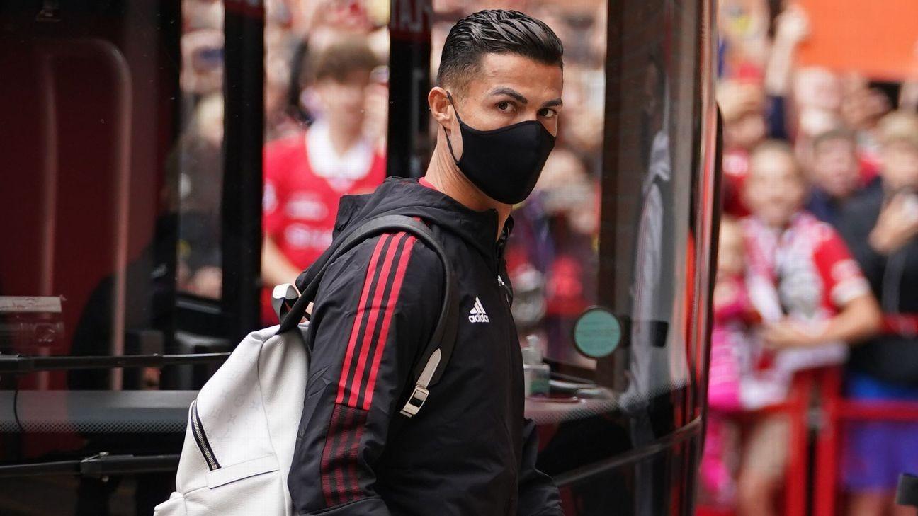 Ronaldo starts for Man United on Old Trafford return ...