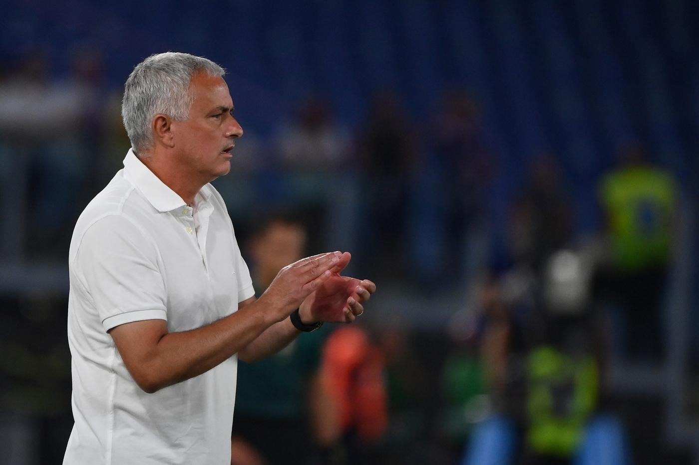 MOURINHO: THE CONFERENCE LEAGUE IS A TARGET FOR ME