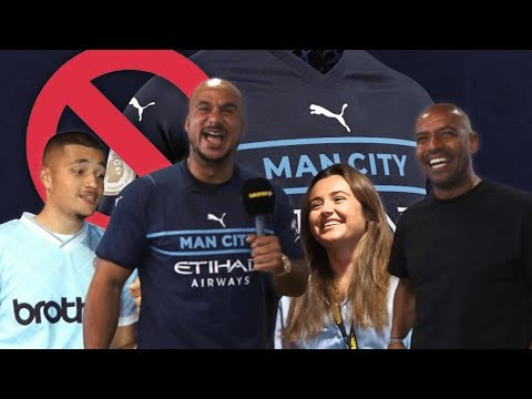 """""""IT LOOKS LIKE A TRAINING TOP"""" 😅Gabby Agbonlahor revisits some of the WORST 3rd kits in PL history!"""