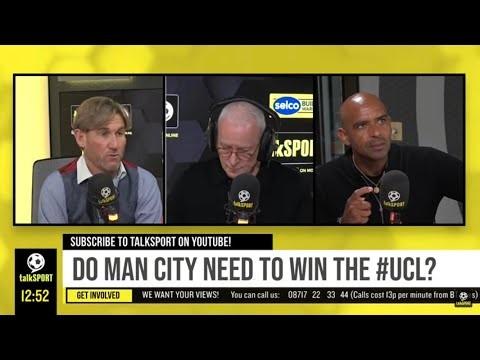"""IT'S A FAILURE!"" Simon Jordan says Pep not winning Man City the Champions League is a failure"