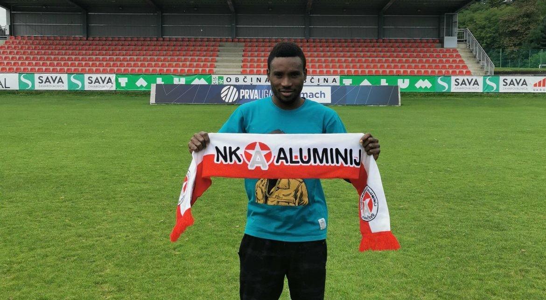 Nana Kofi Babil extends Medeama contract, joins NK Aluminij on two-year loan deal